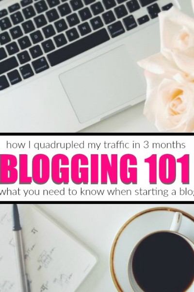 How I Quadrupled My Blog Traffic In 3 Months