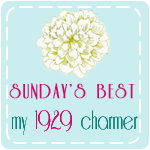 I'm a Fan of My 1929 Charmer Blog!