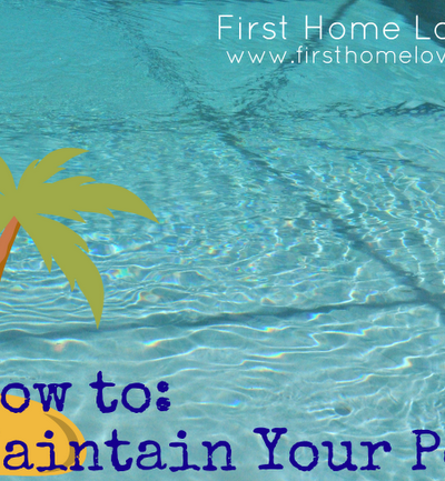 how to maintain my pool clean