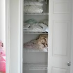 Spring Cleaning: The Linen Closet