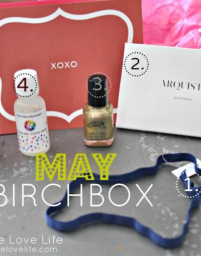 Yay!! My Box Came: May Birchbox