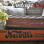 Great Find: Vintage Soda Crates
