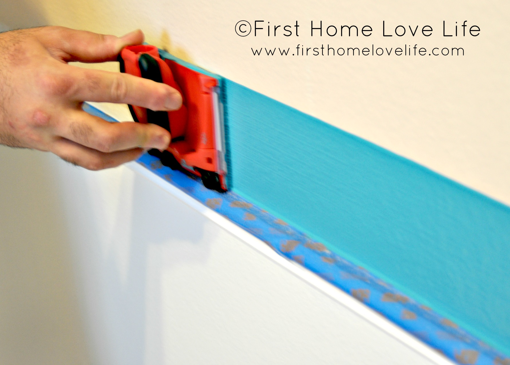 painting 101 perfectly painted walls first home love life