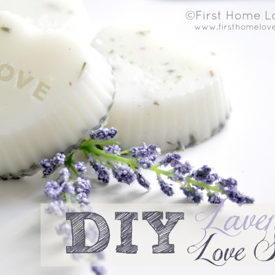 Make Your Own Lavender Soap