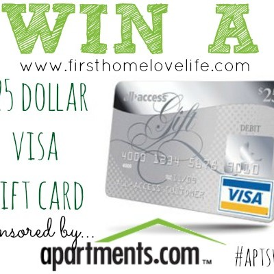 The Grass Is Greener- $25 Visa Gift Card Giveaway! (closed)