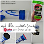 Quickie Household Power Scrubber {product review}