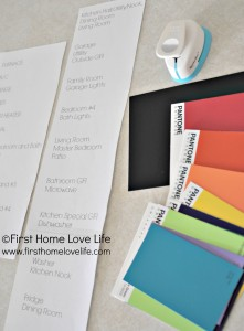 Color Coding Your Circuit Breaker Box First Home Love Life