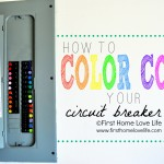 Color Coding Your Circuit Breaker Box
