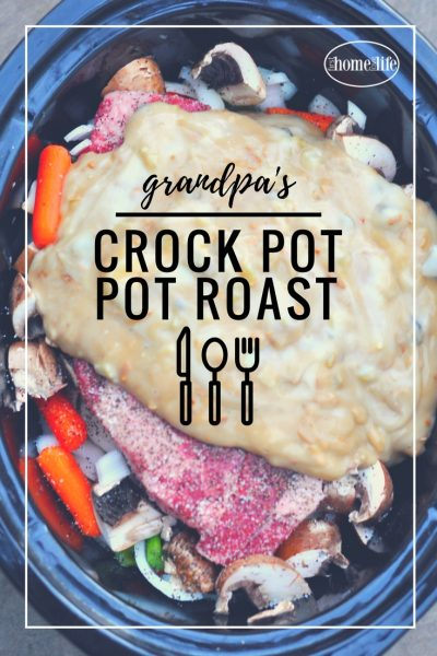 Crock Pot | Pot Roast Dinner