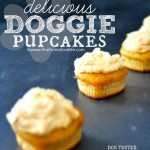 Homemade Doggie Cupcakes *Pup-Cakes*