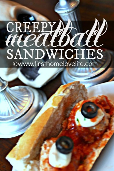 Turkey Meatball Sandwiches