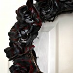 Dead Rose Wreath