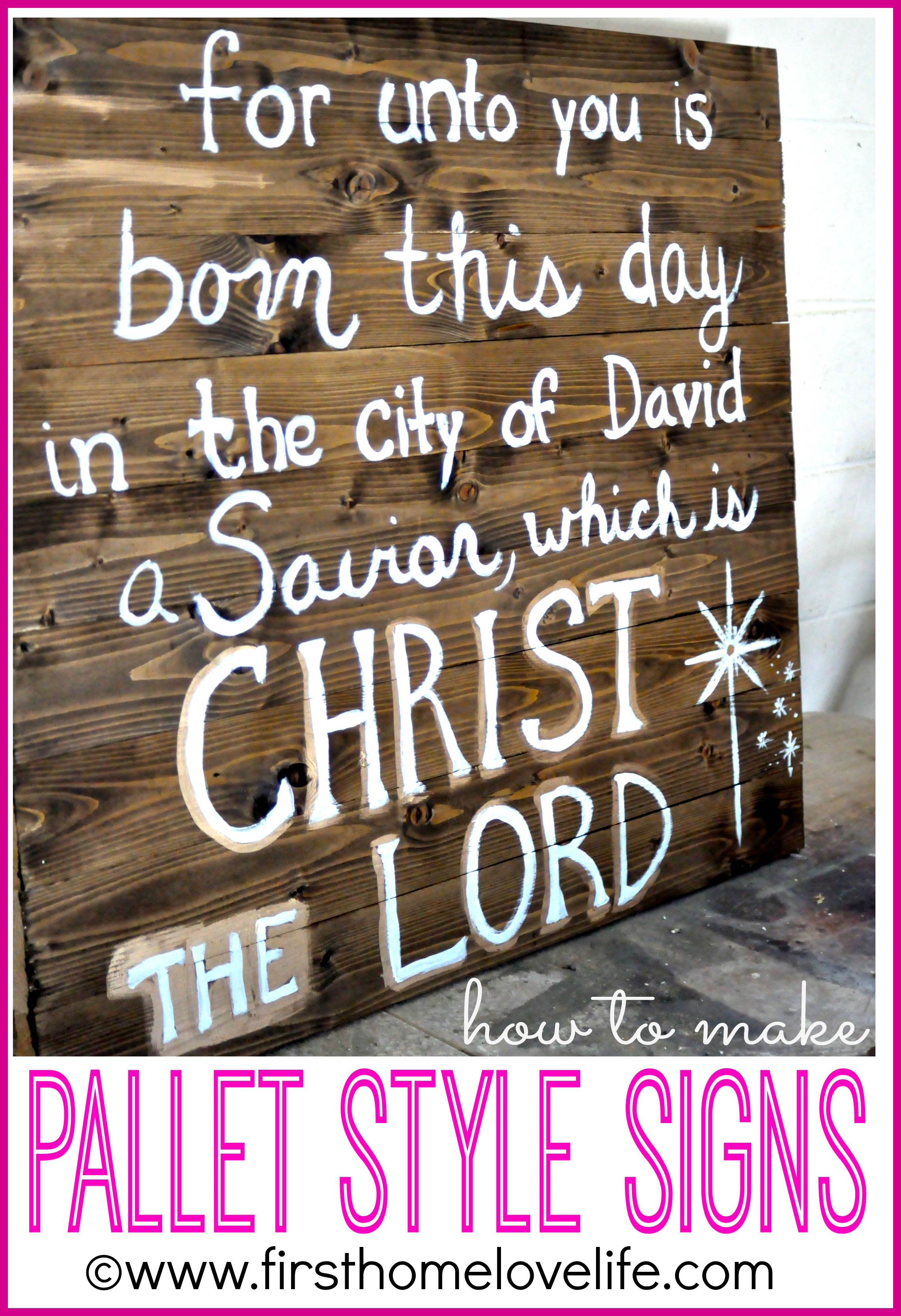 christmas_sign_cover - Christmas Pallet Signs