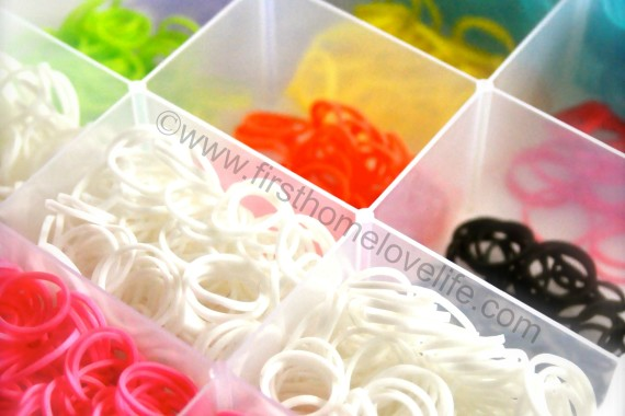 Rainbow Loom Storage Box