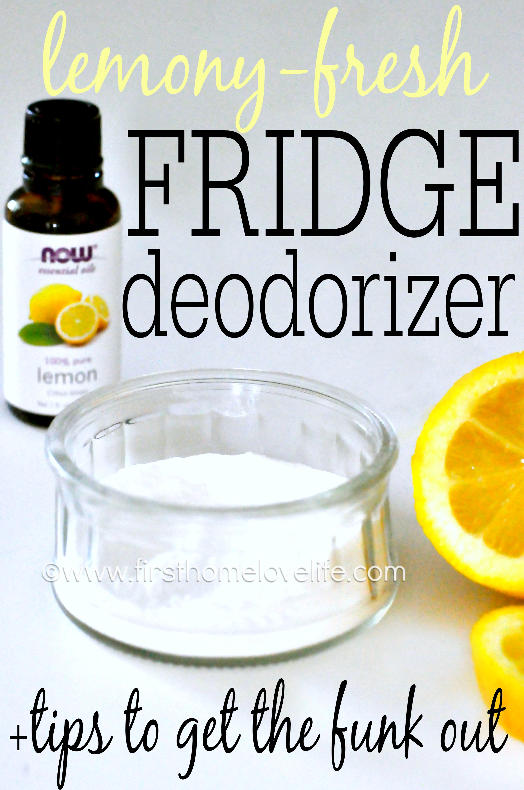 Fridge smelling fresh first home love life - How to keep a bathroom smelling fresh ...