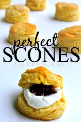 perfect scone recipe