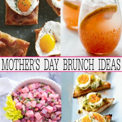 Fabulous Mother's Day Brunch Recipes
