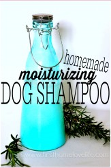 dog shampoo cover