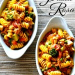 Easy One Pot Pasta Rosa