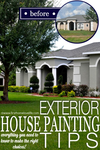 Everything You Need To Know To Make The Right Choices With These Exterior  House Painting Tips