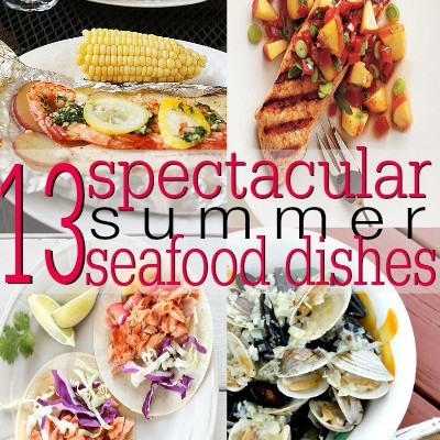 Summer Seafood Dishes