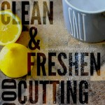 Naturally Clean Cutting Boards