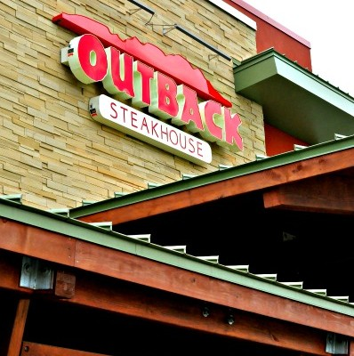 Outback Steakhouse IDrive