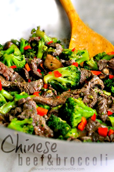 ... 're going to love this super easy Chinese beef and broccoli recipe