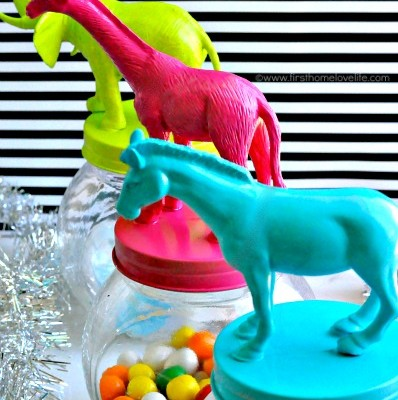 DIY Animal Jars