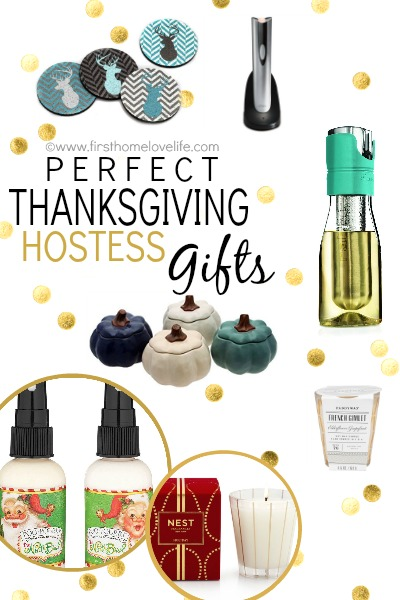 Thanksgiving Hostess Gifts First Home Love Life