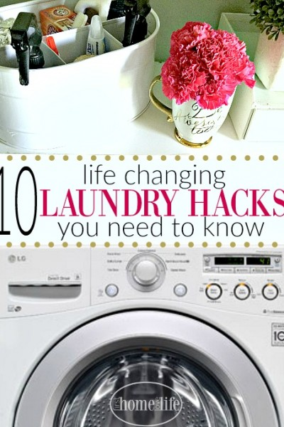 10 Laundry Hacks To Make Life Easier