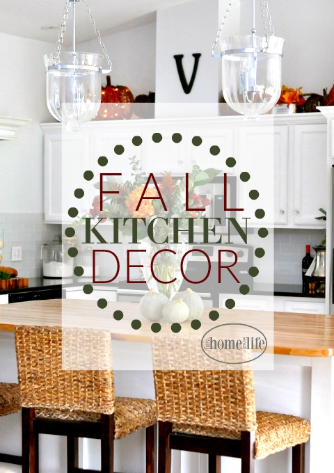 Wall Colour Inspiration: Fall Kitchen Decorating
