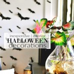 Inexpensive Interior Halloween Decorations