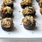 Stuffing Stuffed Mushrooms